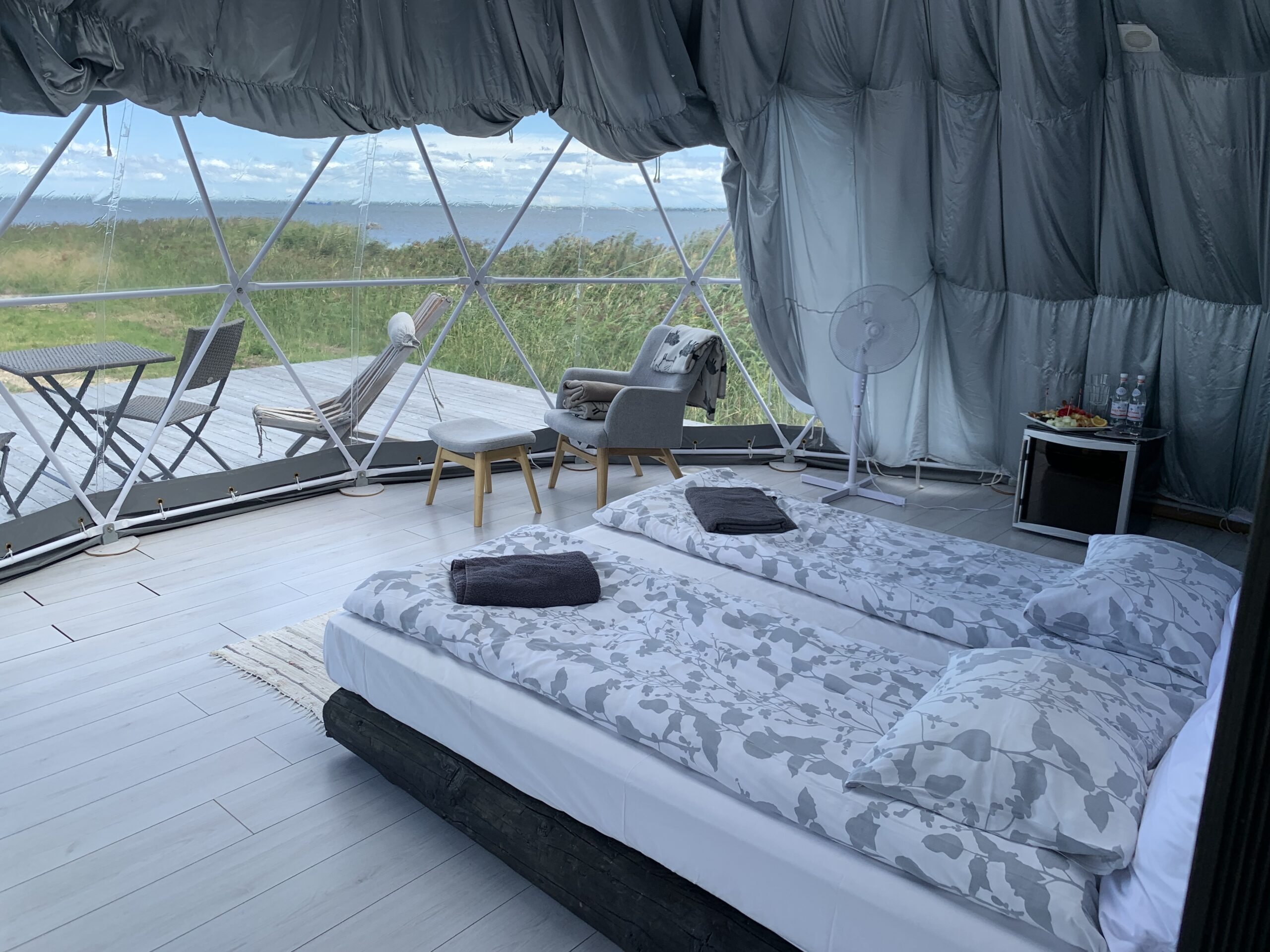 Kuul accommodation